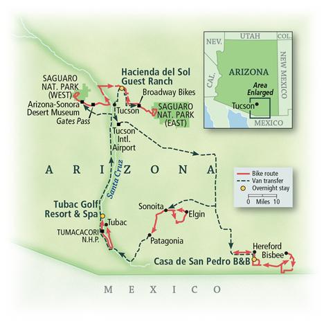 Arizona: Saguaro National Park & the Sonoran Desert 8