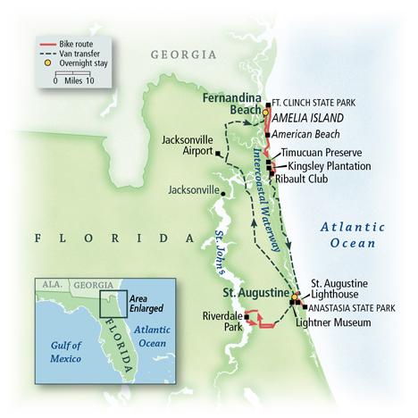 Florida: Amelia Island & the Historic Coast