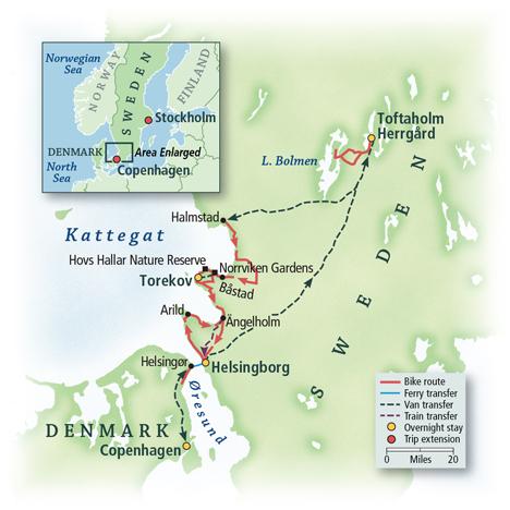 Scandinavia: Denmark & Sweden 3