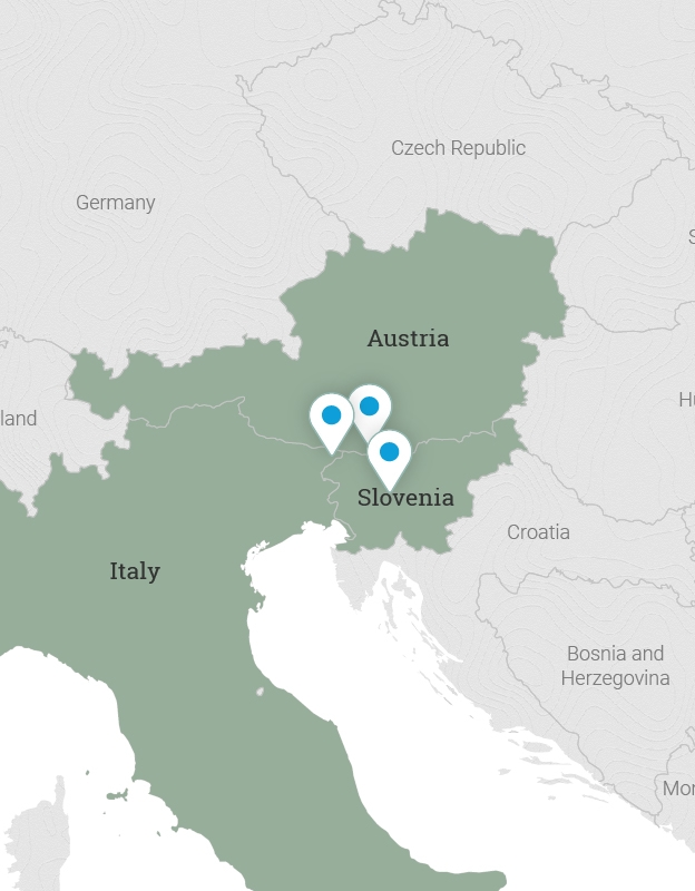 Slovenia, Austria & Italy: Alpine Valleys