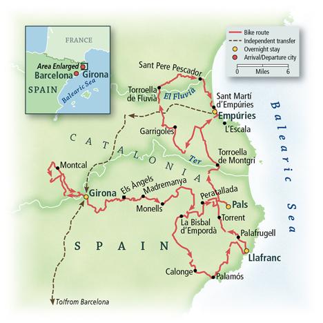 Spain: Barcelona & Costa Brava 5