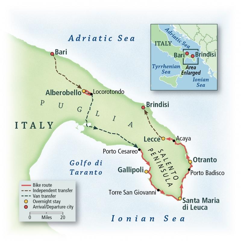 Italy: Puglia, Alberobello & Lecce 2