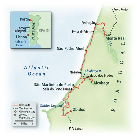 Portugal: Porto, the Silver Coast & Lisbon 3