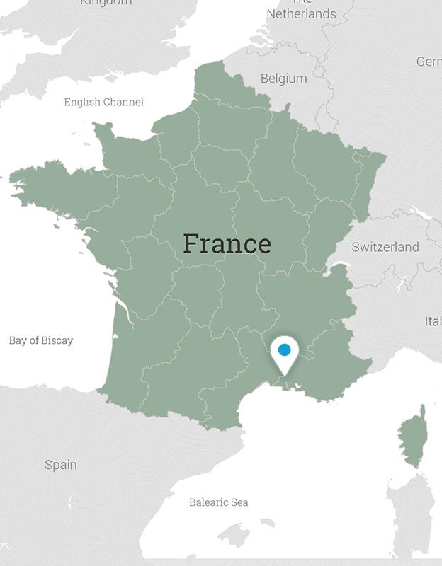 France: Saint-Rémy-de-Provence, Les Baux & Avignon