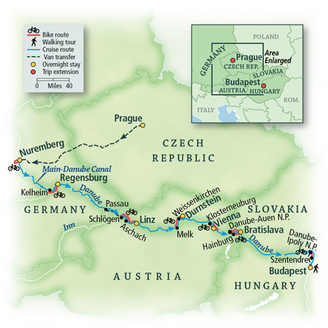 Danube Bike & River Cruise: Nuremberg to Budapest 19