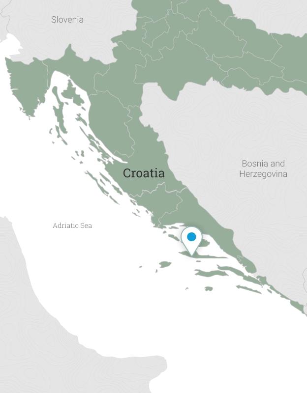 Croatia: Dalmatian Coast, Split to Dubrovnik