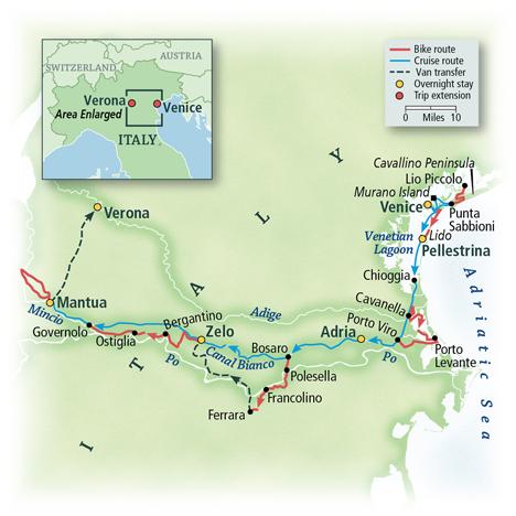 France Bike & River Cruise: Lyon to Nice 6