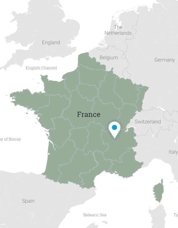 France Bike & River Cruise: Lyon to Nice 1