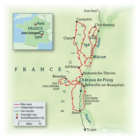 France: Vineyards of Beaujolais 11
