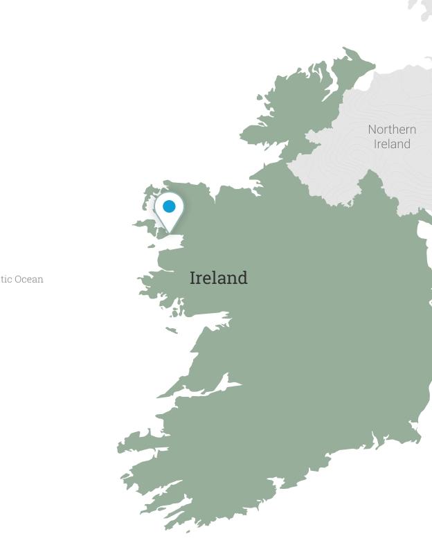 Ireland: Connemara & the Wild Atlantic Way
