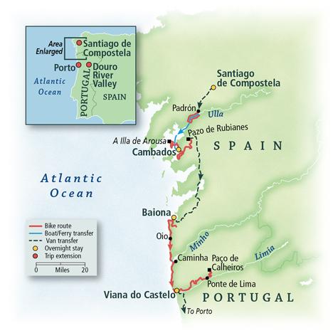 Spain & Portugal: Coastal Camino de Santiago 9