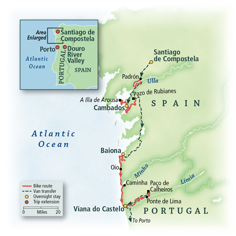 Spain & Portugal: Coastal Camino de Santiago 10