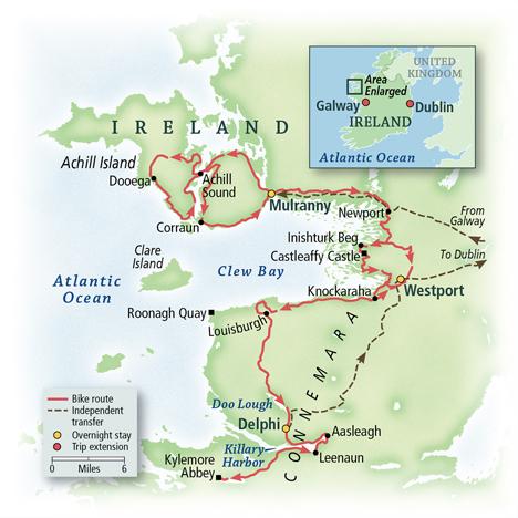 Ireland: Connemara & the Wild Atlantic Way 7
