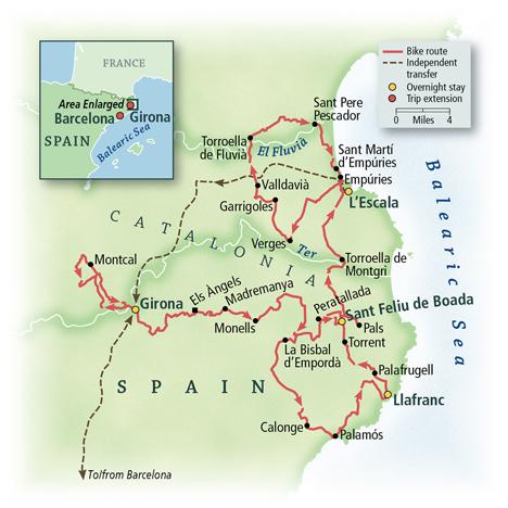 Spain: Barcelona & Costa Brava 3