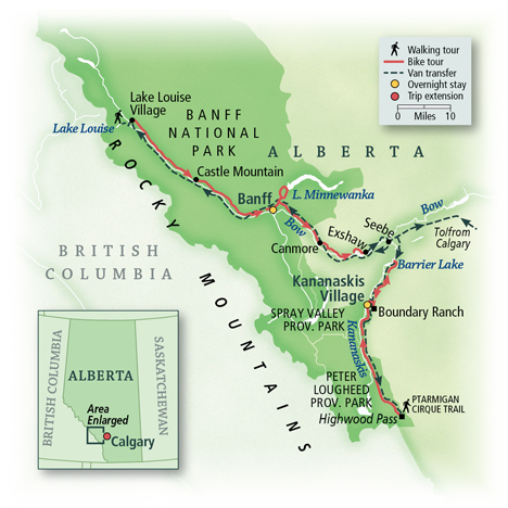 Alberta: Banff National Park & The Canadian Rockies 1