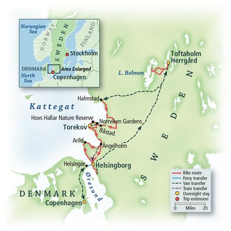 Scandinavia: Denmark & Sweden 5