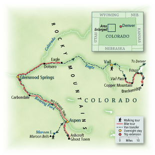 Colorado: Aspen to Vail, Valleys of the Rockies 5