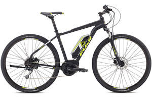 Electric-Assisted Bicycle (E-bike) 5