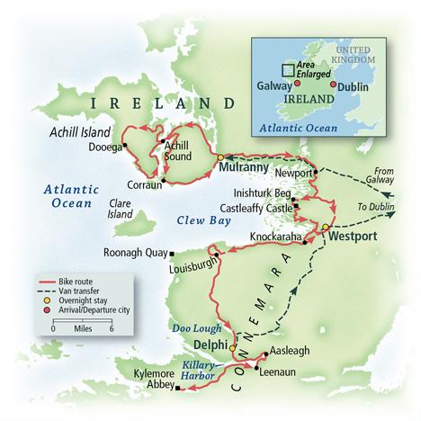 Ireland: Connemara & the Wild Atlantic Way 8